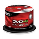 DVD-R Emtec 16x spindle de 25