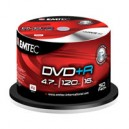 DVD+R Emtec 16x spindle de 50