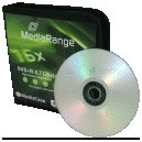 DVD+R DL Mediarange 8x spindle de 10